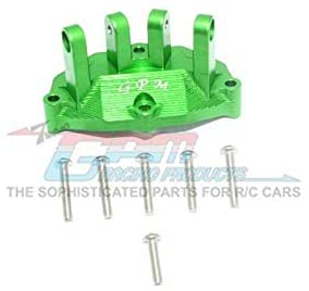 Aluminum Rear Upper Gearbox Mount for Upper Suspension Links - 1Pc Set Green-RC CAR PARTS-Mike's Hobby