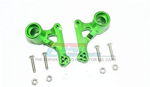 Aluminum Rear Rocker Arm Set - 1Pr Set Green-Mike's Hobby