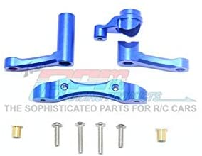 Aluminum Steering Assembly - 1 Set Blue-RC CAR PARTS-Mike's Hobby