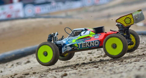 Tekno NB48 2.0 1/8th 4WD Competition Nitro Buggy Kit-Cars & Trucks-Mike's Hobby
