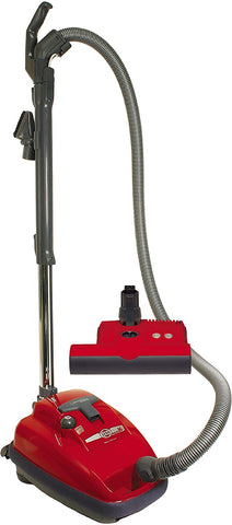 SEBO AIRBELT K3 9687AM with Power Head Red-SEBO VACUUMS-Mike's Hobby