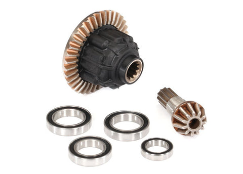 TRAXXAS 7880 - Differential, front, complete (fits X-Maxx 8s) TRA7880-PARTS-Mike's Hobby