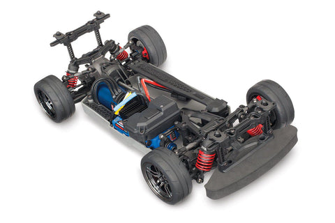 Traxxas 4-Tec 2.0 VXL AWD Chassis-Cars & Trucks-Mike's Hobby