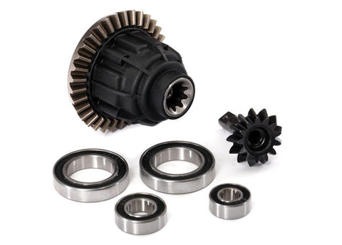 TRAXXAS 8572 - Differential, front, complete (fits Unlimited Desert Racer) TRA8572-PARTS-Mike's Hobby