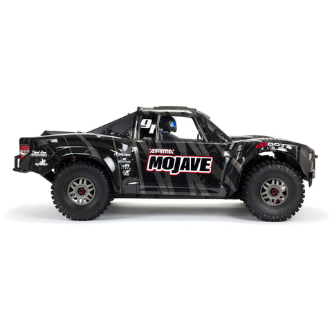 1/7 MOJAVE 4X4 EXtreme Bash Roller-RC CAR-Mike's Hobby