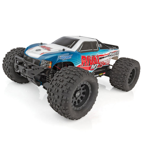Team Associated 1/10 Rival MT10 4WD Monster Truck Brushless RTR, ASC20516-Cars & Trucks-Mike's Hobby