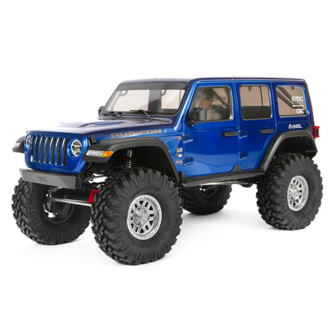 AXI 03007 1/10 SCX10 III Jeep JL Wrangler with Portals 4WD Kit-Mike's Hobby