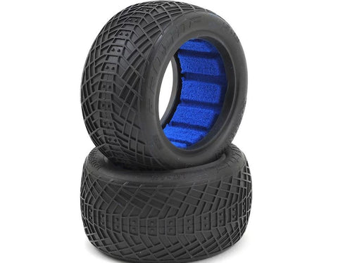 "Pro-Line Positron 2.2"" Rear Buggy Tires-RC Car Tires and Wheels-Mike's Hobby"