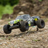 ECX AMP MT 1:10 2WD Monster Truck RTR (Black/Green) ECX03028T2-Cars & Trucks-Mike's Hobby