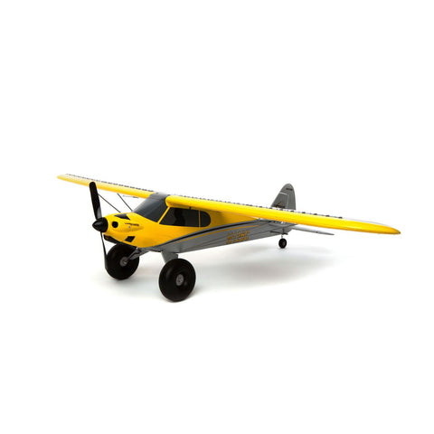 HobbyZone Carbon Cub S 2 1.3m BNF Basic with SAFE HBZ32500-Planes-Mike's Hobby