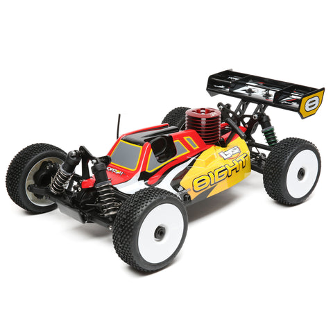 Losi 8IGHT Nitro V2 RTR: 1/8 4WD Buggy-Cars & Trucks-Mike's Hobby