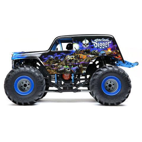 Losi LMT Son Uva Digger RTR 1/10 4WD-Cars & Trucks-Mike's Hobby