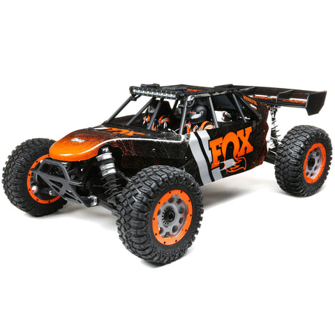 Losi Desert Buggy XL-E 1/5 RTR 4WD Electric Buggy-Orange-Large Scale-Mike's Hobby