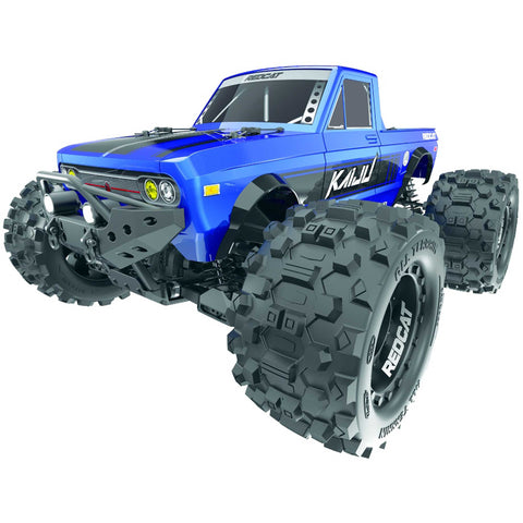 Redcat 1/8 Kaiju 6S 4WD Monster Truck Brushless RTR, RER12376-Cars & Trucks-Mike's Hobby