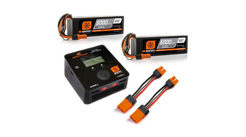 Smart Powerstage Bundle: 8S 100C (SPMXPS8HC)-Completer Pack-Mike's Hobby