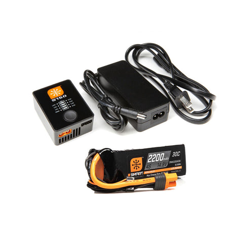 Smart PowerStage Air Bundle: 4S-Completer Pack-Mike's Hobby