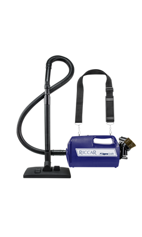 SupraQuik Portable Canister Vacuum-RICCAR VACUUMS-Mike's Hobby