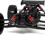 Arrma Talion 6S BLX Brushless RTR 1/8 4WD Truggy (Red/Black) (V4)-RC CAR-Mike's Hobby