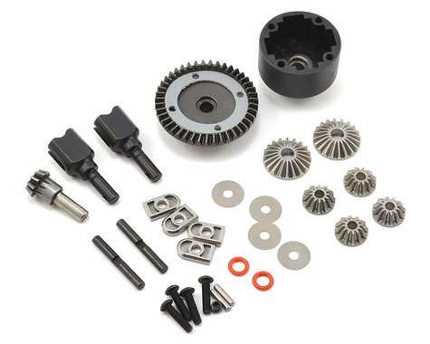 Arrma Spiral Gear Differential Set (43T)-RC CAR PARTS-Mike's Hobby