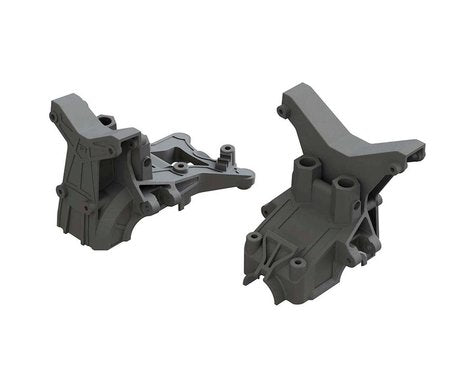 Arrma Composite Front/Rear Upper Gearbox Covers & Shock Tower-RC CAR PARTS-Mike's Hobby