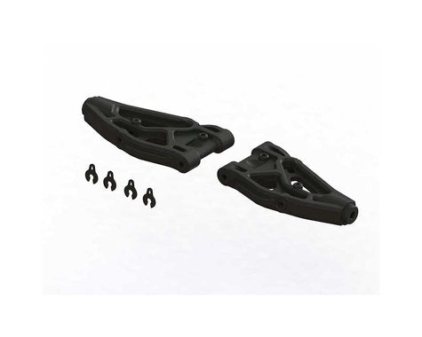 Arrma Mojave 6S BLX Front Lower Suspension Arms (2)-RC CAR PARTS-Mike's Hobby