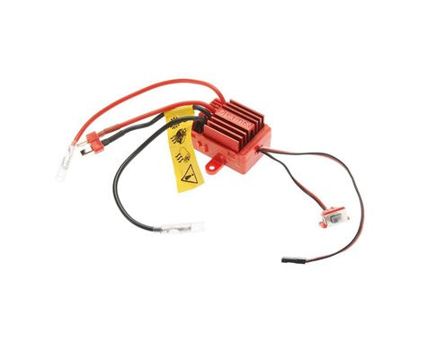 Arrma AR390068 Mega 12T Brushed ESC (Red)-ESC-Mike's Hobby