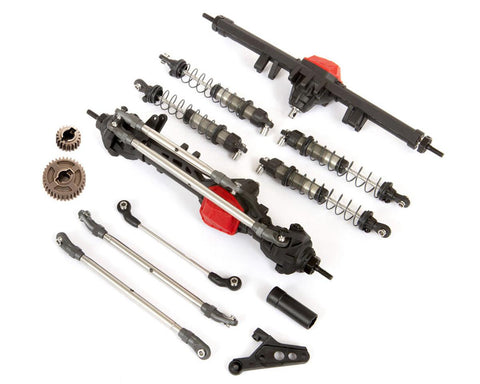 SCX10™ III Standard Axle Conversion Kit-kit-Mike's Hobby