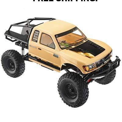 Axial SCX10 II Trail Honcho 1/10th Electric 4WD RTR-Cars & Trucks-Mike's Hobby