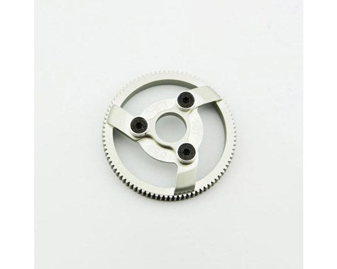 Hot Racing Traxxas 2WD Hard Anodized Aluminum 48P Spur Gear (90T)-Spur Gear-Mike's Hobby
