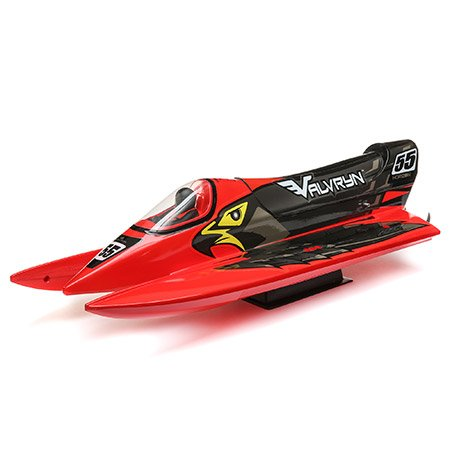 "PRB08033 Valvryn 25"" F1 Tunnel Hull, Self-Righting: RTR-RC BOAT-Mike's Hobby"
