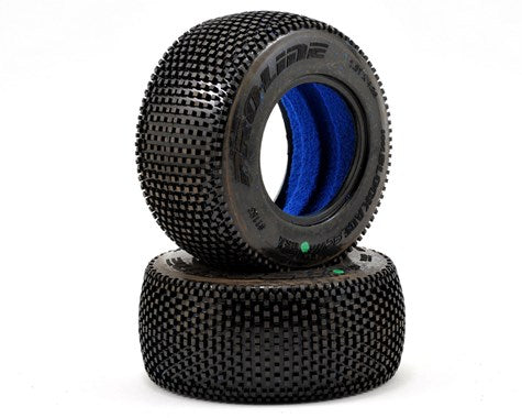 "Pro-Line Blockade SC 2.2""/3.0"" Short Course Truck Tires (2)-RC Car Tires and Wheels-M3-Mike's Hobby"