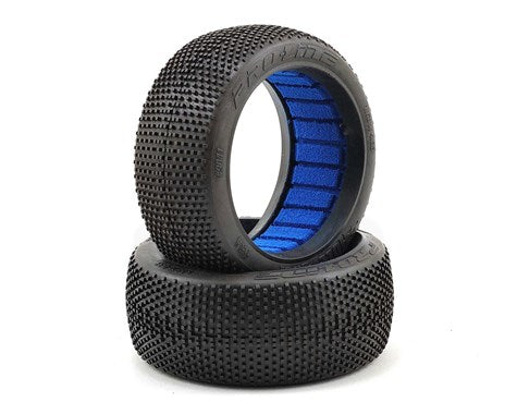 Pro-Line Hole Shot 2.0 1/8 Buggy Tires w/Closed Cell Inserts (2)-RC Car Tires and Wheels-Mike's Hobby