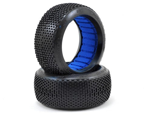 Pro-Line SwitchBlade 1/8 Buggy Tires w/Closed Cell Inserts (2)-RC Car Tires and Wheels-Mike's Hobby