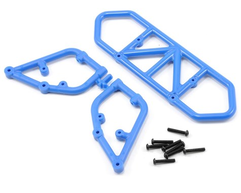 RPM Traxxas Slash Rear Bumper (Blue)-RC CAR PARTS-Mike's Hobby