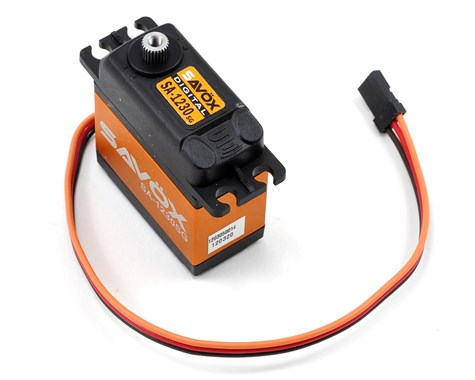 Savox SA-1230SG Tall Digital Steel Gear Servo-SERVO-Mike's Hobby