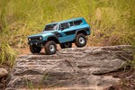 GEN8 Scout II 1/10 Scale 4x4 Truck RTR, Blue-Cars & Trucks-Mike's Hobby