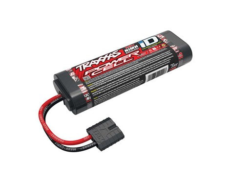 Traxxas 6C Stick 3300mAh NiMH , w/TRA ID-BATTERY-Mike's Hobby