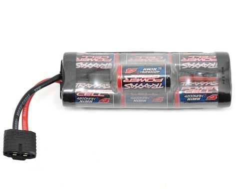 "Traxxas ""Series 4"" 7 Cell Hump Pack w/iD Traxxas Connector (8.4V/4200mAh)-BATTERY-Mike's Hobby"