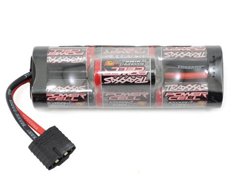 "Traxxas ""Series 5"" 7 Cell Hump Pack w/iD Traxxas Connector (8.4V/5000mAh)-BATTERY-Mike's Hobby"