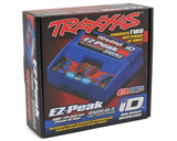Traxxas EZ-Peak Dual Multi-Chemistry Battery Charger w/Auto iD (3S/8A/100W)-CHARGER-Mike's Hobby