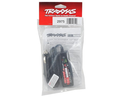 Traxxas 4-Amp NiMH DC Peak Charger-CHARGER-Mike's Hobby