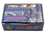 Traxxas TRX 3.3 Rear Exhaust IPS Shaft Standard Plug, Slide Carb Engine (Pull Start)-Nitro Engines-Mike's Hobby