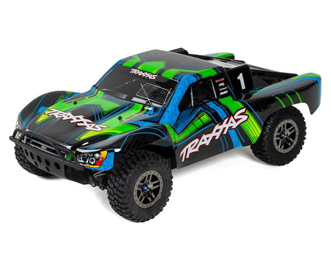 TRAXXAS Slash 4X4 Ultimate Edition: 1/10 Scale 4WD Electric Short Course Truck, TRA68077-4-Cars & Trucks-Mike's Hobby