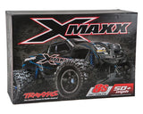 Traxxas X-Maxx 8S 4WD Brushless RTR Monster Truck.-Large Scale-Mike's Hobby