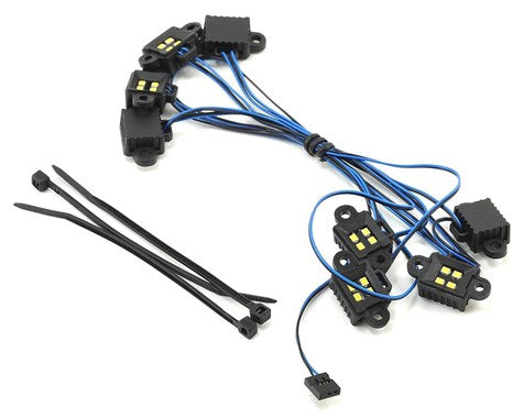 Traxxas TRX-4 LED Rock Light Kit (Requires TRA8028 Power Supply)-LIGHT-Mike's Hobby
