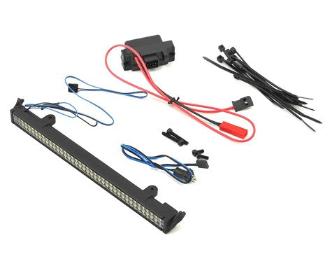 Traxxas TRX-4 Rigid LED Lightbar Kit w/Power Supply (Fits TRA8011 Body)-LIGHT-Mike's Hobby