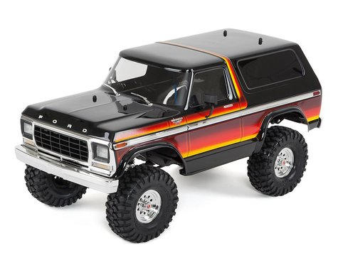 Traxxas Ford Bronco Truck with TQi 4WD RTR-Mike's Hobby