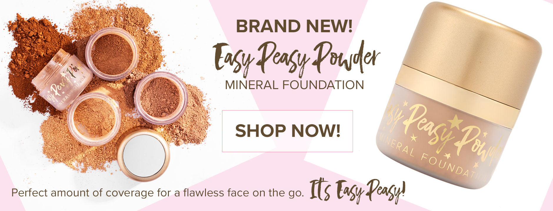 Kim Gravel Belle Beauty Mineral Powder Foundatin