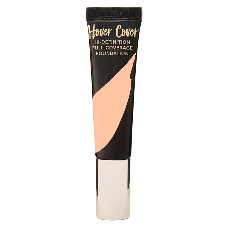 Medium Hover Cover Hi-Definition Full-Coverage Foundation