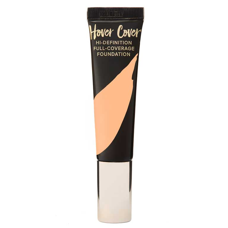 Medium Tan Hover Cover Hi-Definition Full-Coverage Foundation